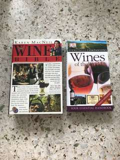 Bundle about wine