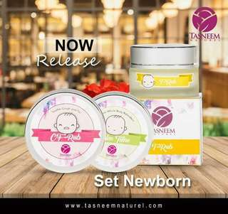 Set Newborn Tn