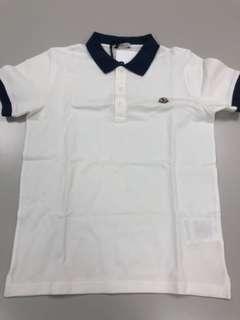 全新MONCLER POLO衫(白色)