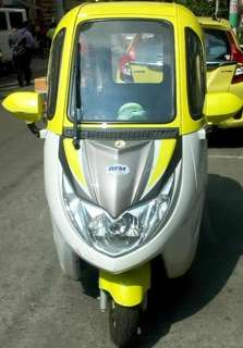 Soulper E-Trike
