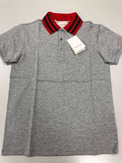 全新GUCCI polo 衫(made in Italy)