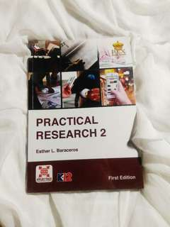 SHS TEXTBOOKS: PRACTICAL RESEARCH 2