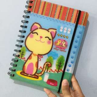 Notebook Colorful