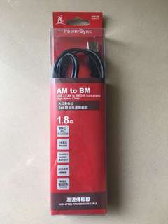 🚚 Cable(USB2.0 AM to BM)