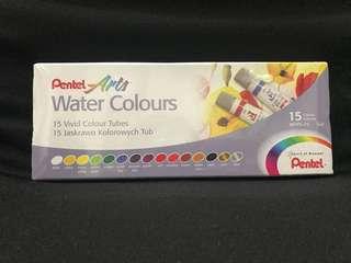 Pentel Arts Water colour new