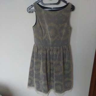Designer Dress size XS by local designer @findtheduchess