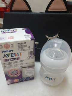 Avent Natural bottle (4oz)