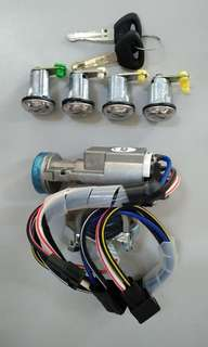 Key Set for Ford Maxi E1400 (Petrol)