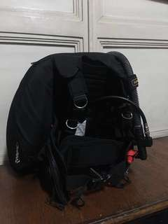 Zeagle Ranger Scuba Diving BCD with Ripcord Weight System