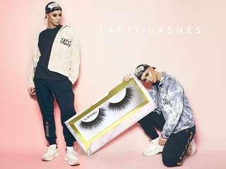 Tatti Lashes X MMMMITCHELL