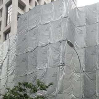 🚚 Industrial-Grade Noise Reduction Barrier / Insulator (1.8m x 3.4m)