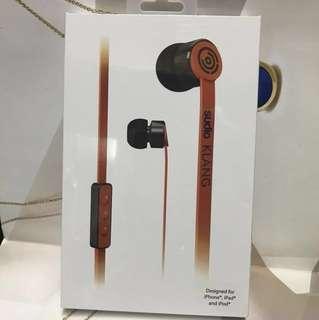 全新未開封 Sudio KLANG 耳機 🎧半價