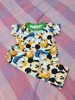 Mickey Mouse Sleep Wear