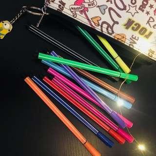 Magic Pens & Pencil Case