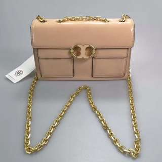 Tory burch Gemini link chain shoulder bag