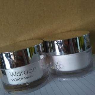Wardah Lightening Secret Day&Night
