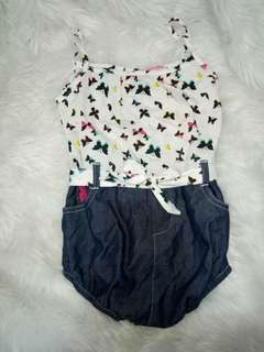 Authentic US POLO ASSN. romper