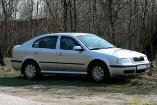 Skoda spare parts 2004