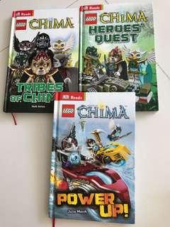 LEGO Chima (Bundles of 3)