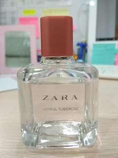 Preloved Zara EDT Joyful Tuberose