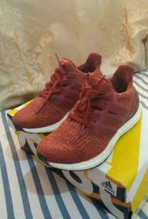 ULTRA BOOST RED ADIDAS