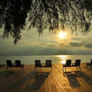 AMI Travel | 2D1N Relax at Aseana Beach Resort, Pulau Besar