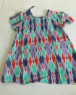 Dress bayi 12m