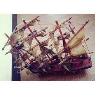 現貨 超值《古董帆船》