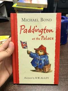Paddington at the Plalace Storybook