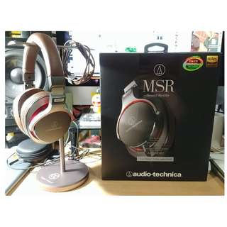 - 鐵三角 - Audio-Technica ATH-MSR7