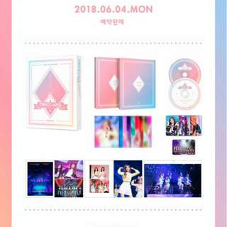 Twiceland Encore DVD