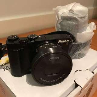 New Nikon J5 Camera
