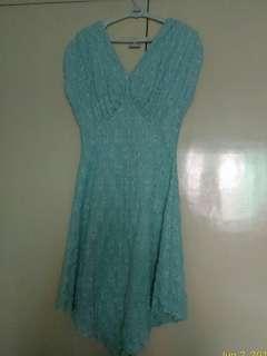 Repriced!!! Daacs Light Green Dress