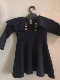 Korean bb girl dress
