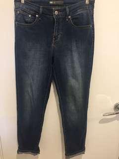 Levi's 3/4 jeans