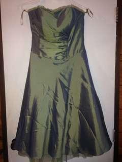 Barbra Calabro ball dress