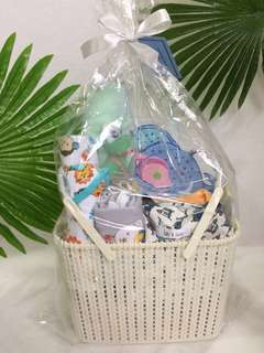 [HOT SELLING] - Raya Baby Hamper Basket