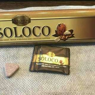 Soloco Chocolate for men