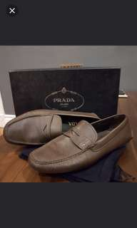 Original Prada Loafers