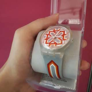 SWATCH @ SWISS