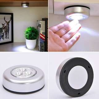 2pcs Wireless LED Touch Bulbs