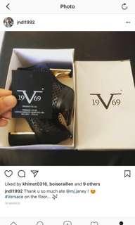 Authentic Versace Heels