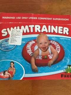 Swimtrainer 兒童學習泳圈。(僅拆封未使用)適合 3~4years