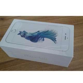 Iphone 6s 64Gig Brandew