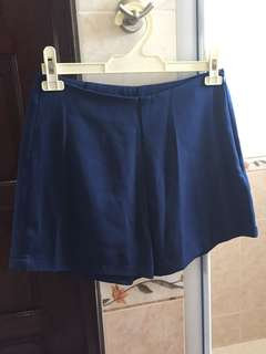 Brand New Without Tag Navy Shorts