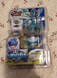 Original Infinity Nado Whisker Bey Blade Battle Top Toy