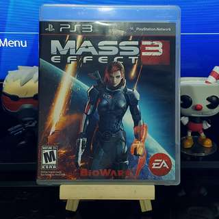PS3 Mass effect 3 R1