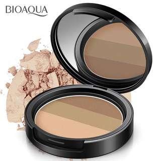 🦋3 Color Makeup Contour Set Face Powder Palette🦋
