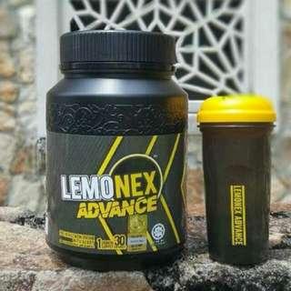 Lemonex Advanced (free shaker)