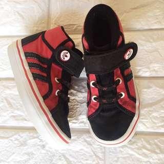 Original Adidas hi cut shoes